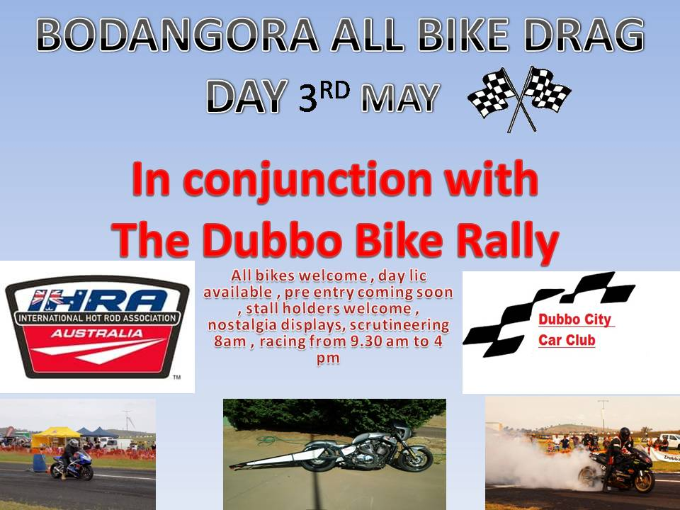bodangora bike drag day
